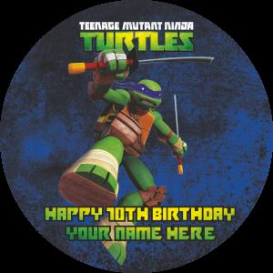Teenage Mutant Ninja Turtles Leonardo